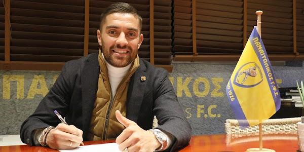 Oficial: El Panetolikos firma a Mounier