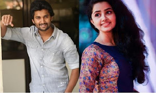 Nani To Romance With Anupama Parameswaran?