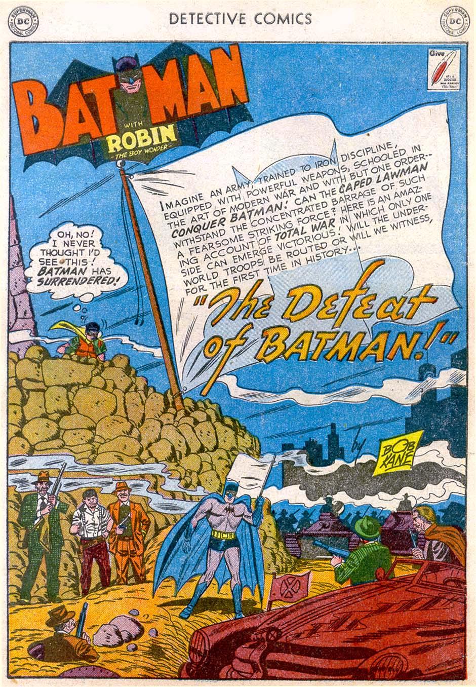 Detective Comics (1937) 178 Page 2