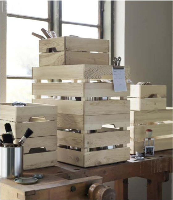 Appunti di casa ikea nuovi arrivi per la primavera parte1 for Casa legno ikea