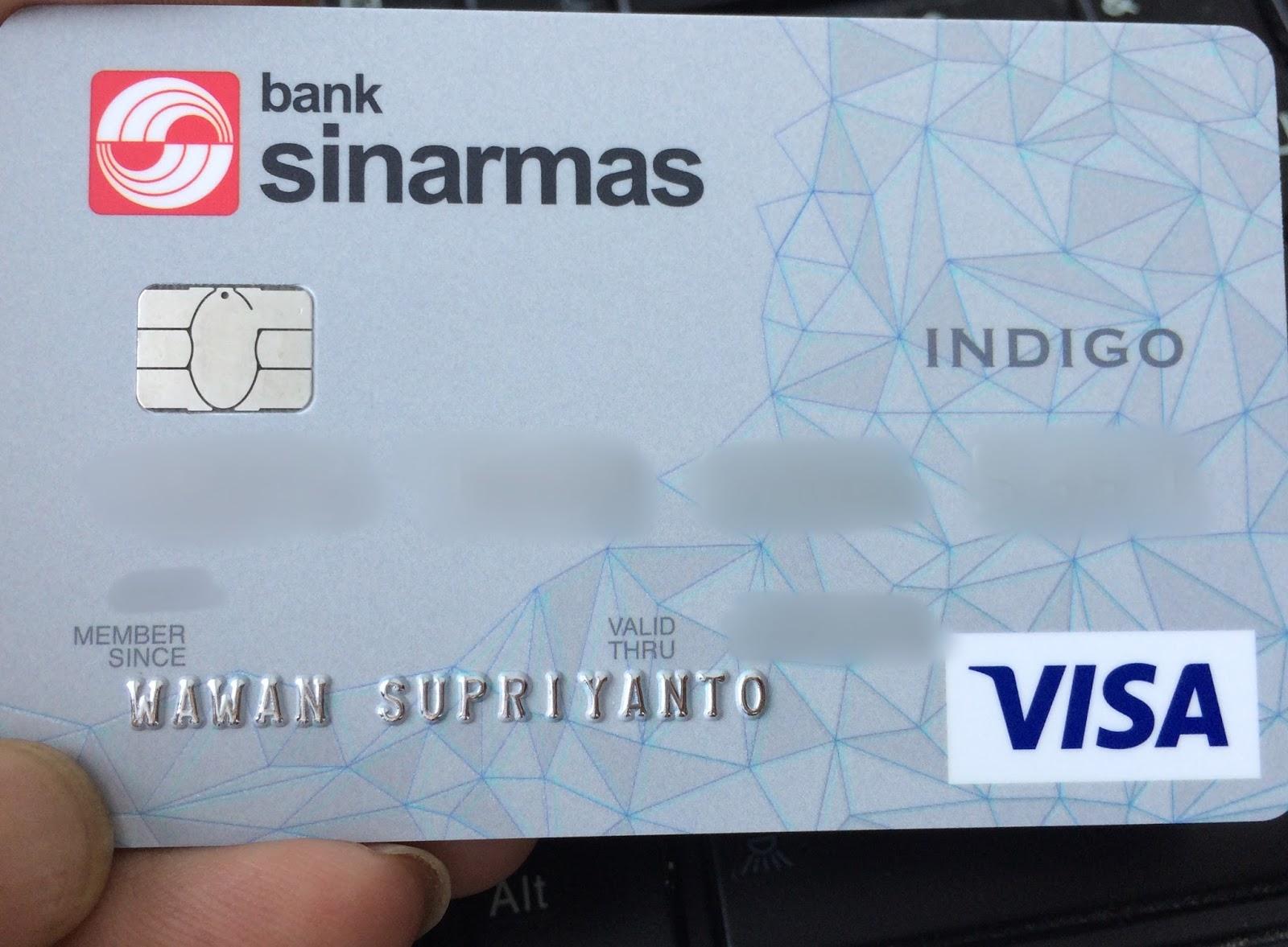 Image result for cara apply kartu kredit bank sinarmas