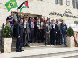 Governo brasileiro constrói na surdina hospital na Palestina