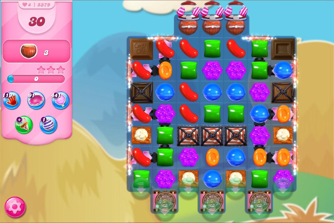 Candy Crush Saga level 5379