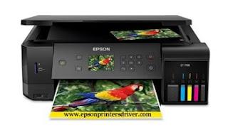 Epson Expression Premium ET-7700 Driver & Utilities Download