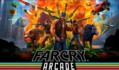 Mode tambahan pada game Far Cry 5