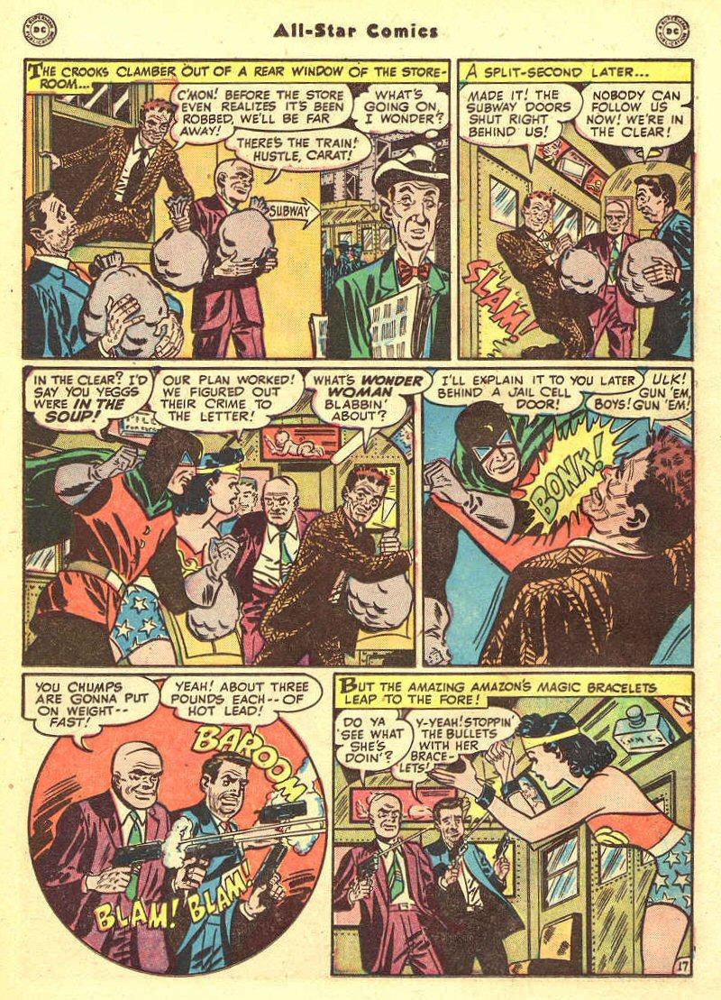 Read online All-Star Comics comic -  Issue #46 - 19