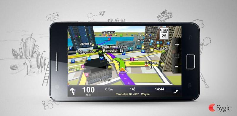 Sygic Aura GPS Navigation 11 2 6 for Nokia N8 & Belle