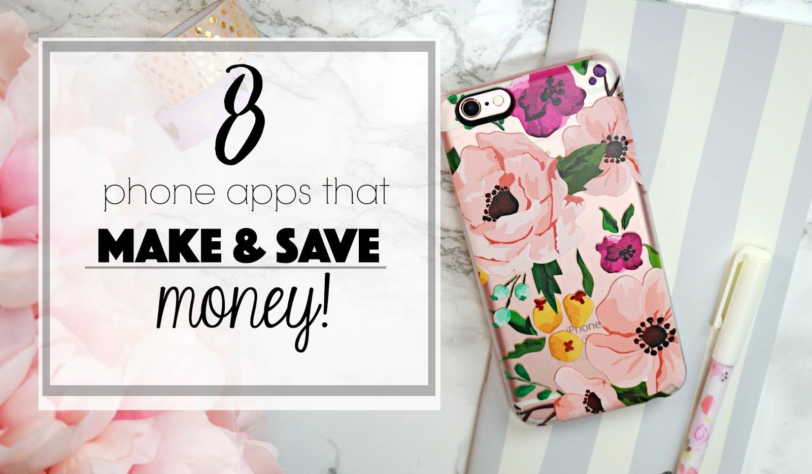 BelindaSelene: 8 PHONE APPS THAT MAKE & SAVE YOU MONEY!