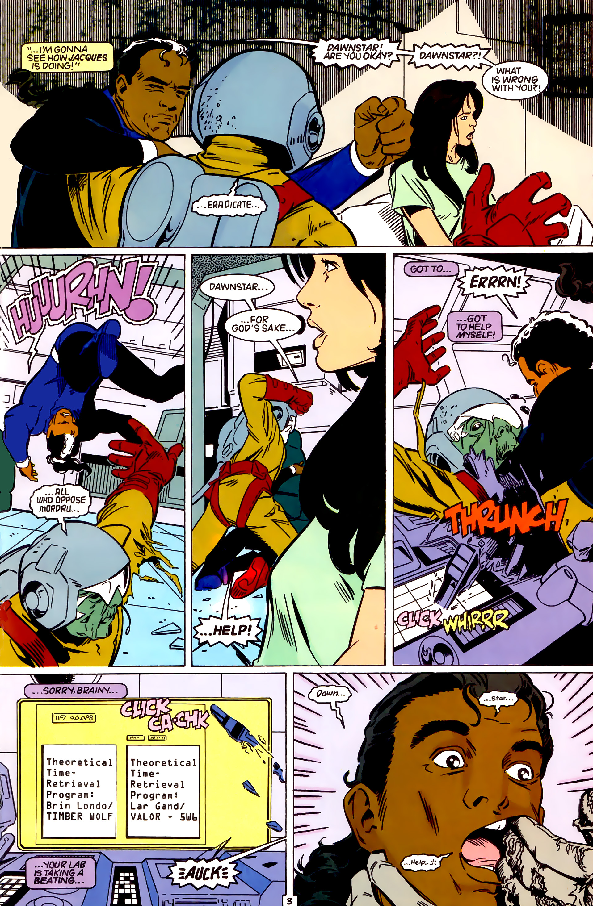 Legion of Super-Heroes (1989) _Annual_4 Page 3