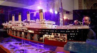 Titanic chino (réplica)