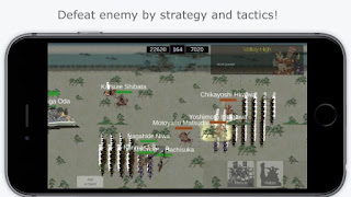 The Samurai Wars Apk v1.7.3 (Mod Money/Stone)