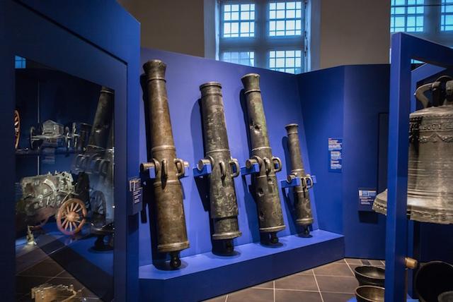 Canons - Musée historique de Strasbourg