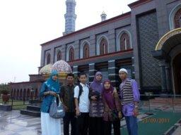 masjid kubah emas 2