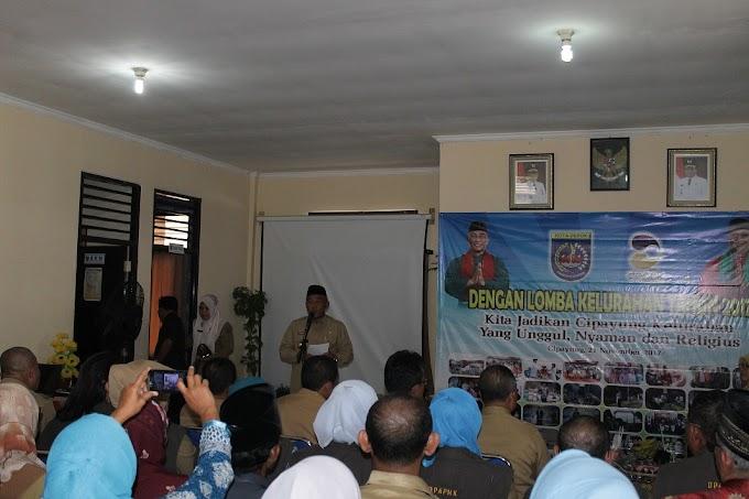 Walikota Minta Pelayanan di Kelurahan Sudah Berbasis Online
