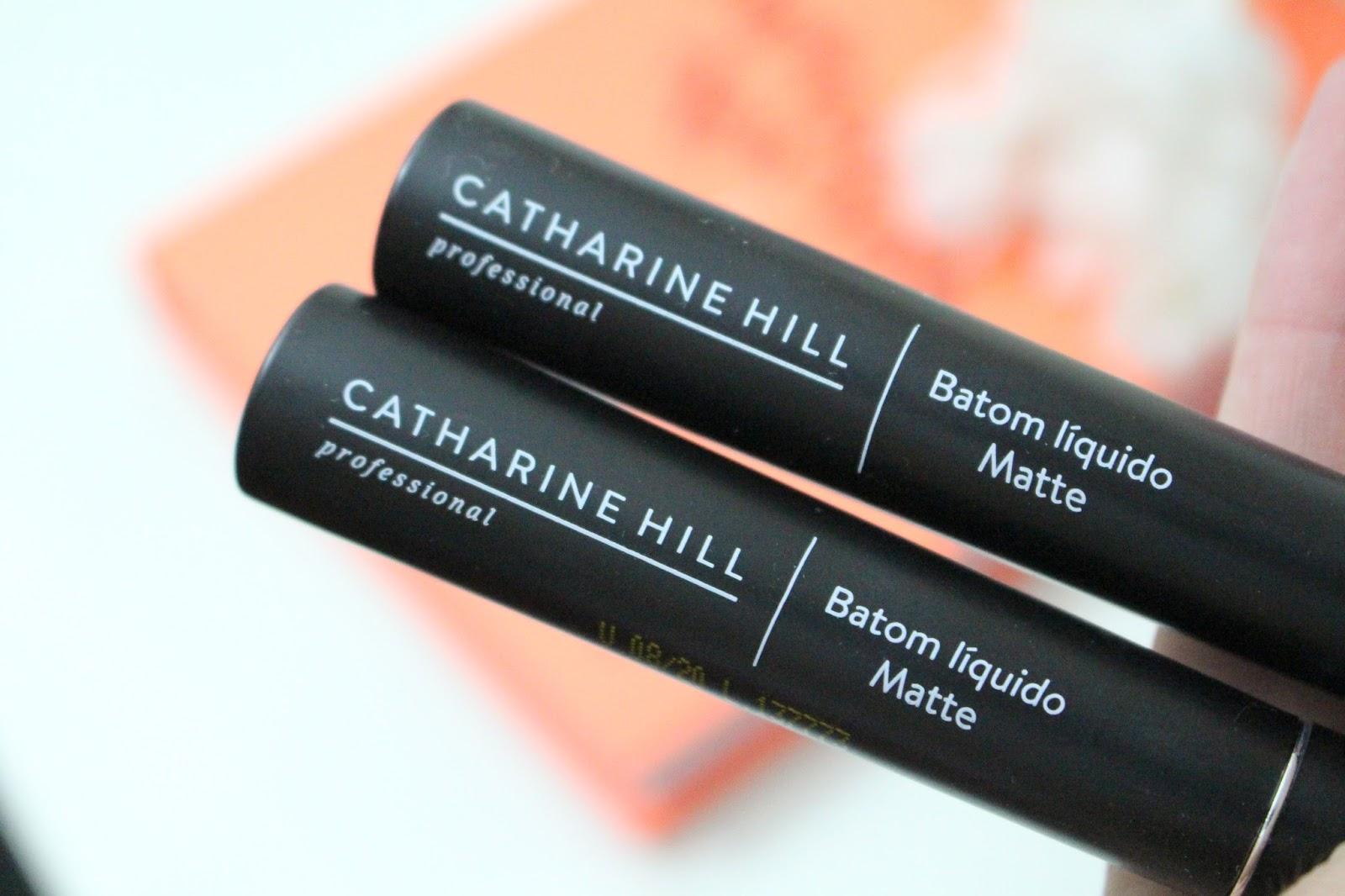 catharine hill batom líquido ana do dia resenha