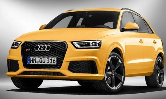 Audi Q3 Facelift launch India