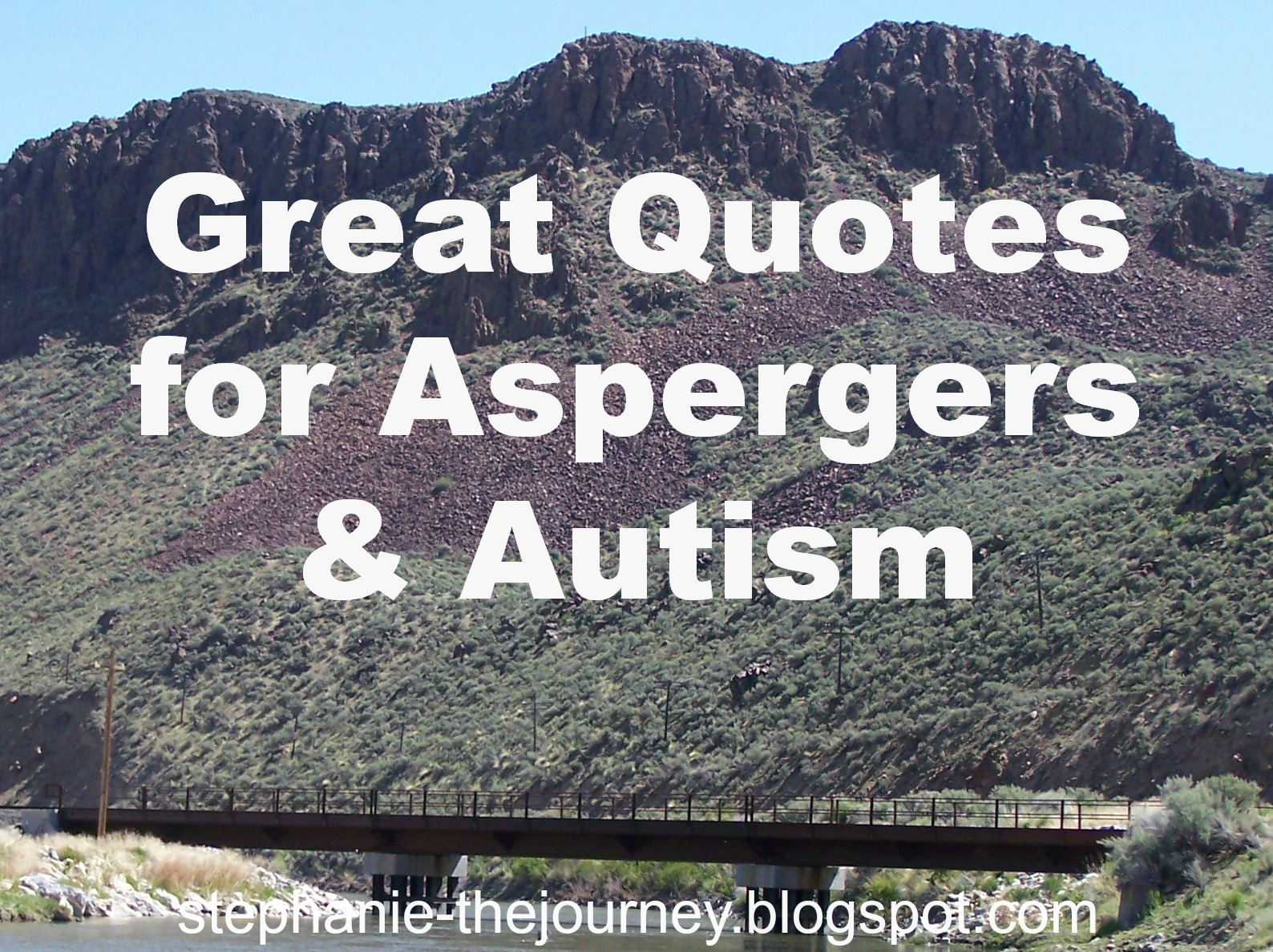 Quotes Journey The Journey Unexpected Great Quotes For Aspergers And Autism