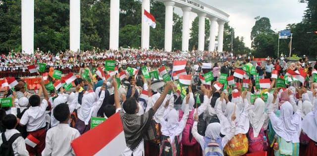 Begini Cara Media Arab Beritakan Rajanya Yang Datang Ke Indonesia