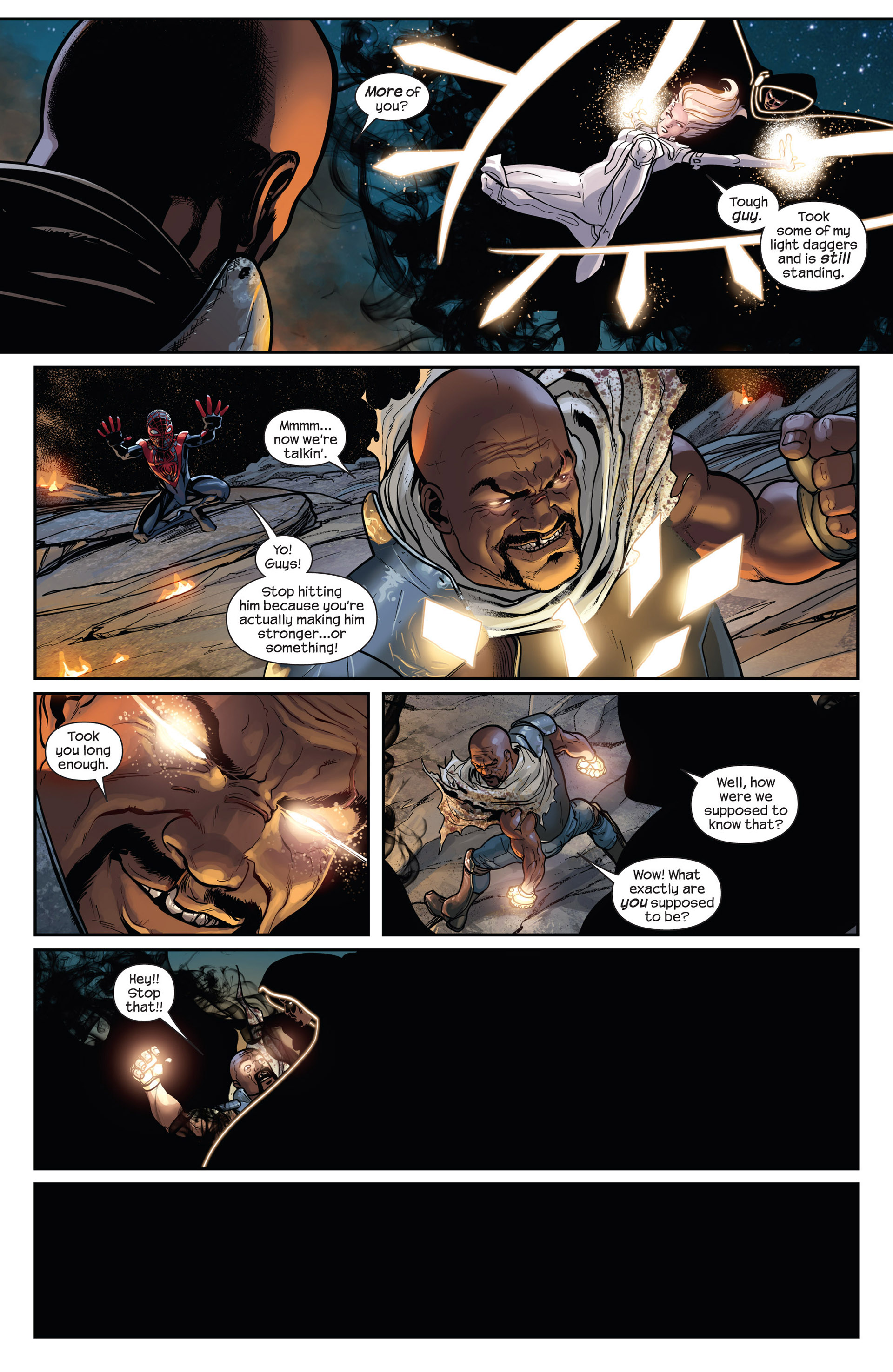 Read online Ultimate Comics Spider-Man (2011) comic -  Issue #27 - 17