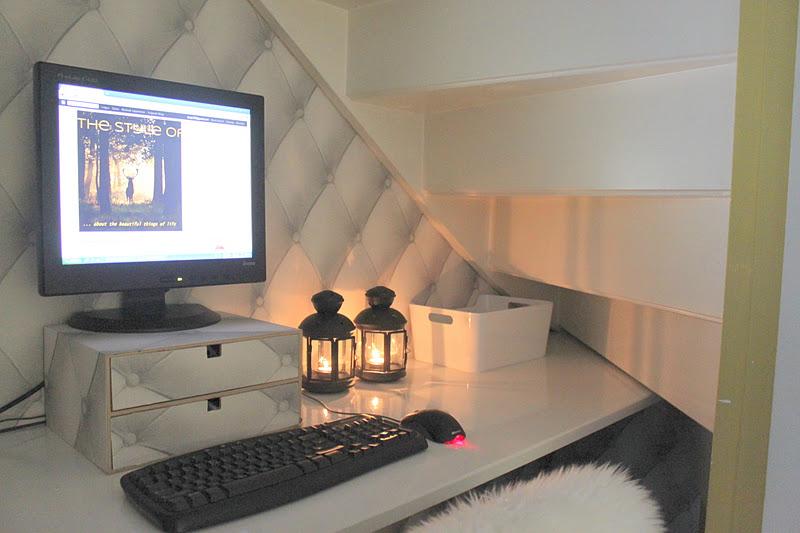 Woonkamer Lamp Grijs