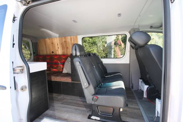 used rvs 2008 dodge sprinter adventure van for sale by owner. Black Bedroom Furniture Sets. Home Design Ideas
