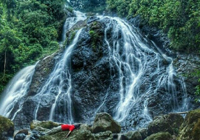 Air terjun sewawar