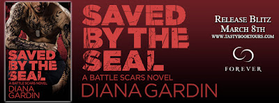 Release Blitz: Saved by the SEAL by Diana Gardin [Excerpt]