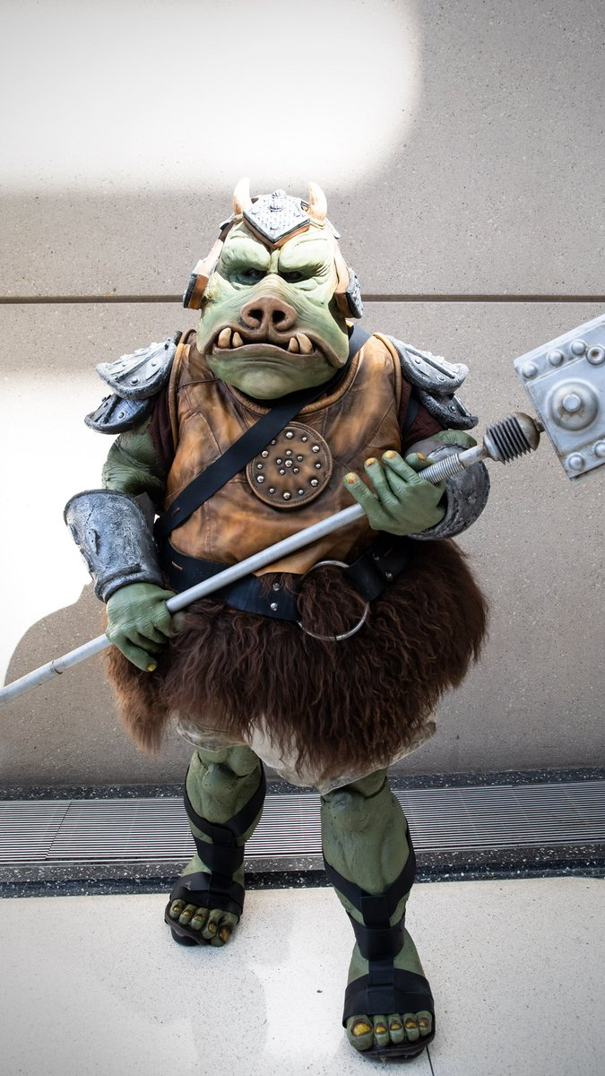 gamorrean guard jedi cosplay
