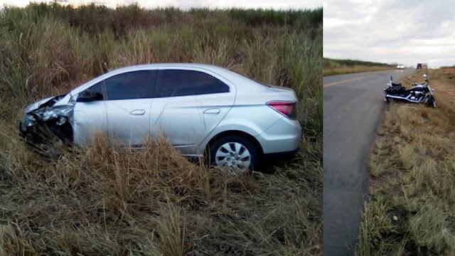 Vereador de Pinhal se envolve em acidente em Mogi Guaçu(SP)
