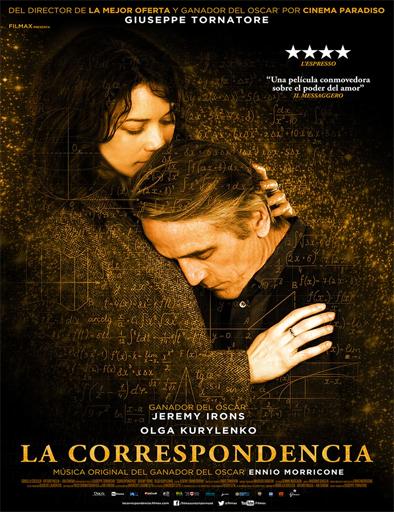 Ver La correspondencia (La corrispondenza) (2015) Online