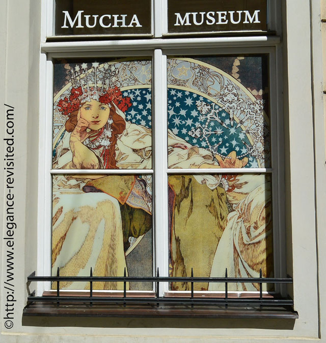 Prague Mucha museum