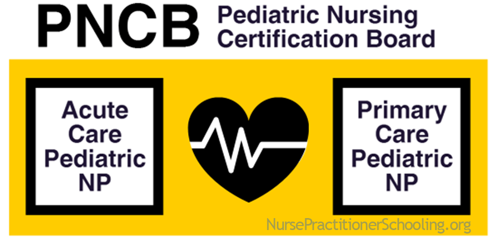 nurse practitioner certification of Pediatric Nursing Certification Board