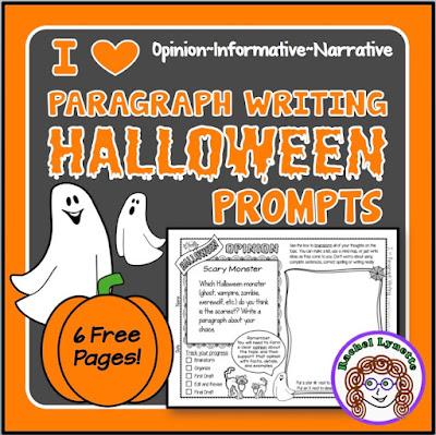 halloween essay prompt