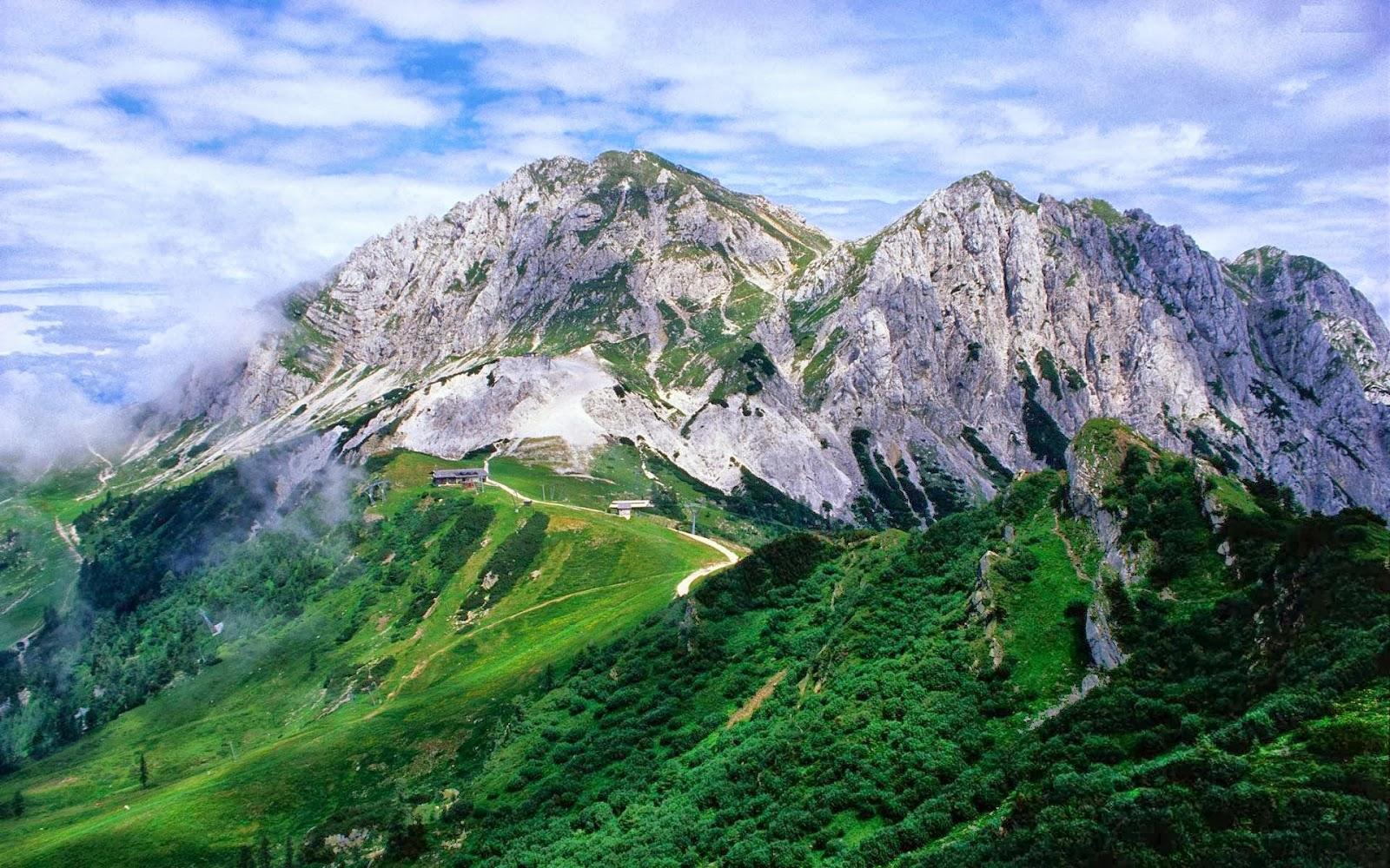 hd wallpaper mountain drive - photo #7
