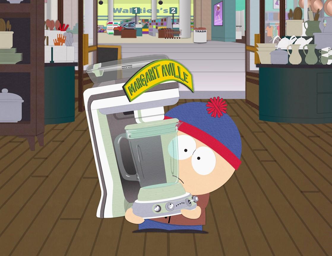 South Park - Season 13 Episode 03: Margaritaville