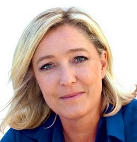 VIDEO.UE-La réponse ferme de Marine Le Pen au discours de