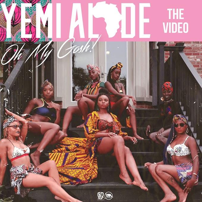 [Video] Yemi Alade- Oh My Gosh