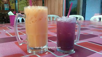 Air Buah Gelas Besar Terengganu Pak San