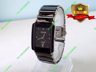 Đồng hồ dây lưới Rado 900V1