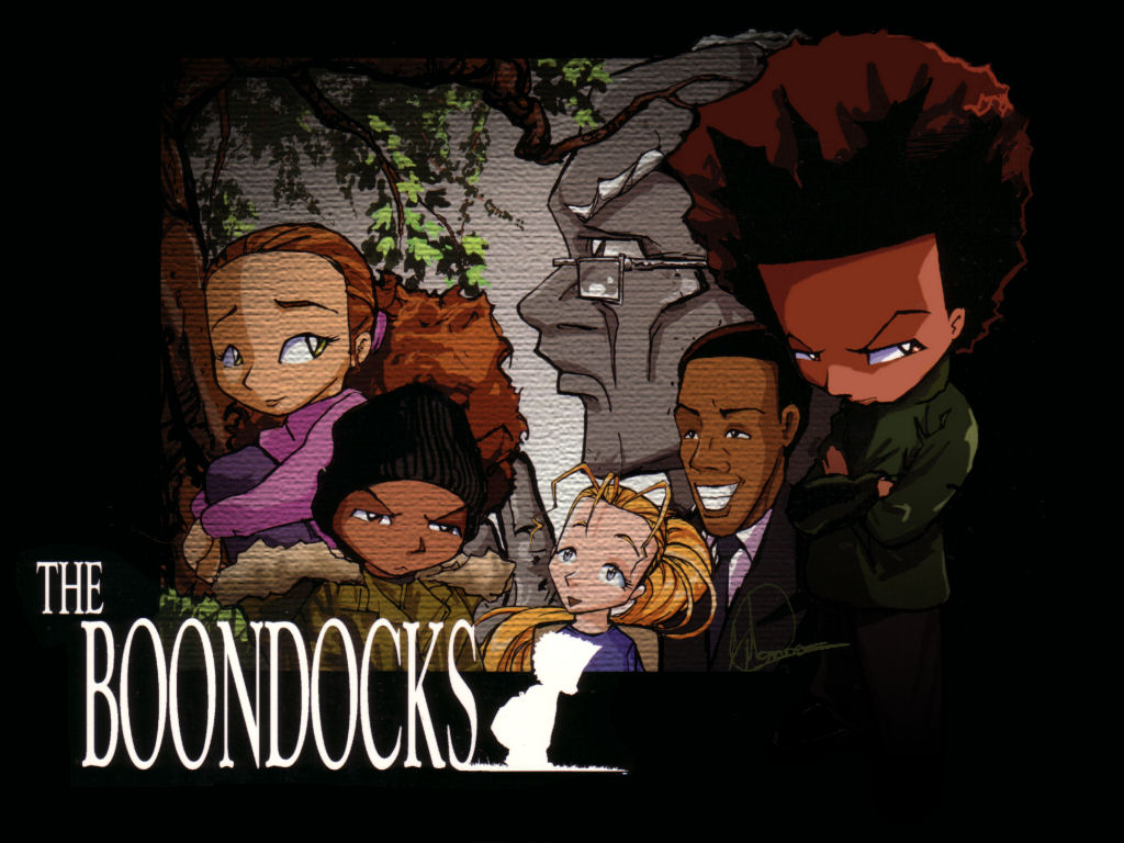 Love U Wallpapers: the boondocks hd