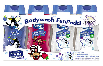 Suave Kids Body Wash Just 25 Cents After Coupons at BJs
