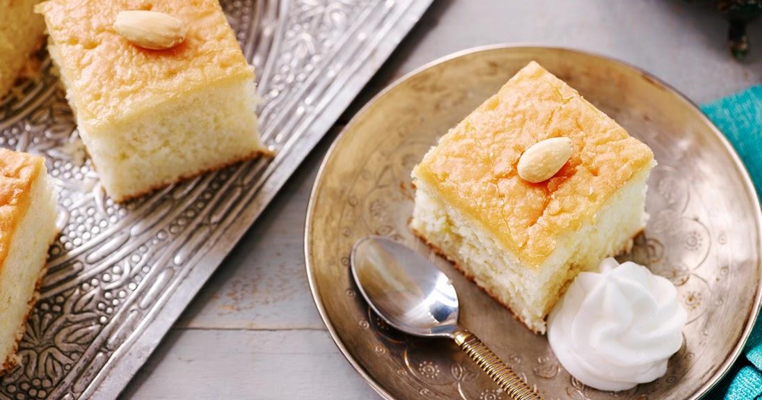 Almond Sponge Cake No Flour