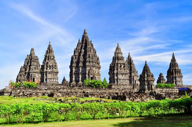 Prambanan Tapınakları/Endonezya-Java