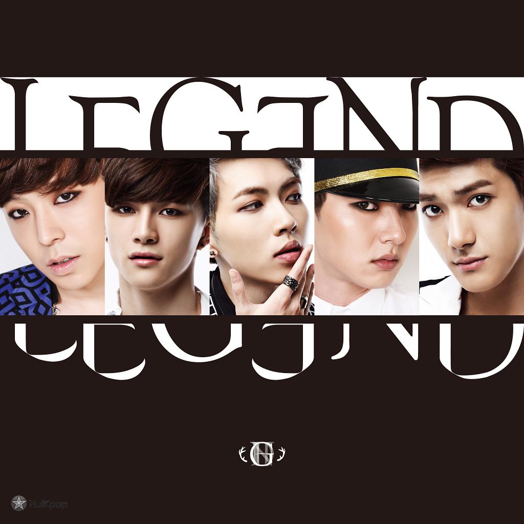 [Single] Legend – The Legend