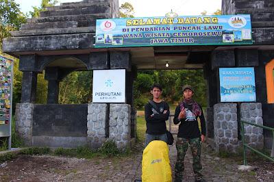 Jalur Pendakian Lawu Via Cemoro Sewu