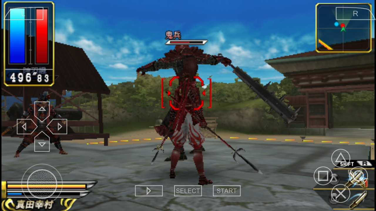 Download game basara 2 heroes apk data android