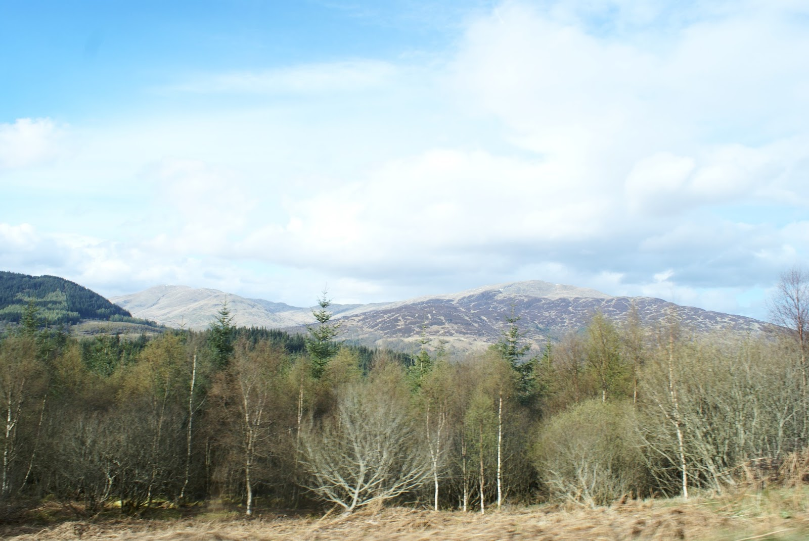 trossachs scotland uk