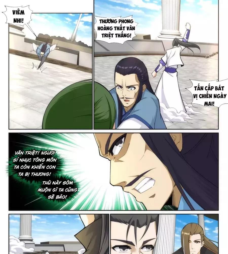Nghịch Thiên Tà Thần chap 138 - Trang 7
