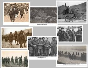 1940-Φωτογραφικό υλικό από την πορεία προς το