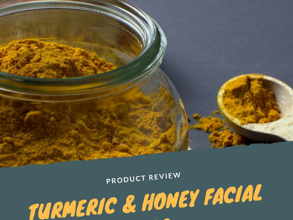 Earthen Urban Turmeric and Honey Facial Soap Review